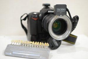 歯科用口腔内撮影用デジタルカメラシステム